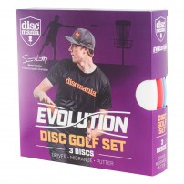 DM_Evolution_Disc_Set